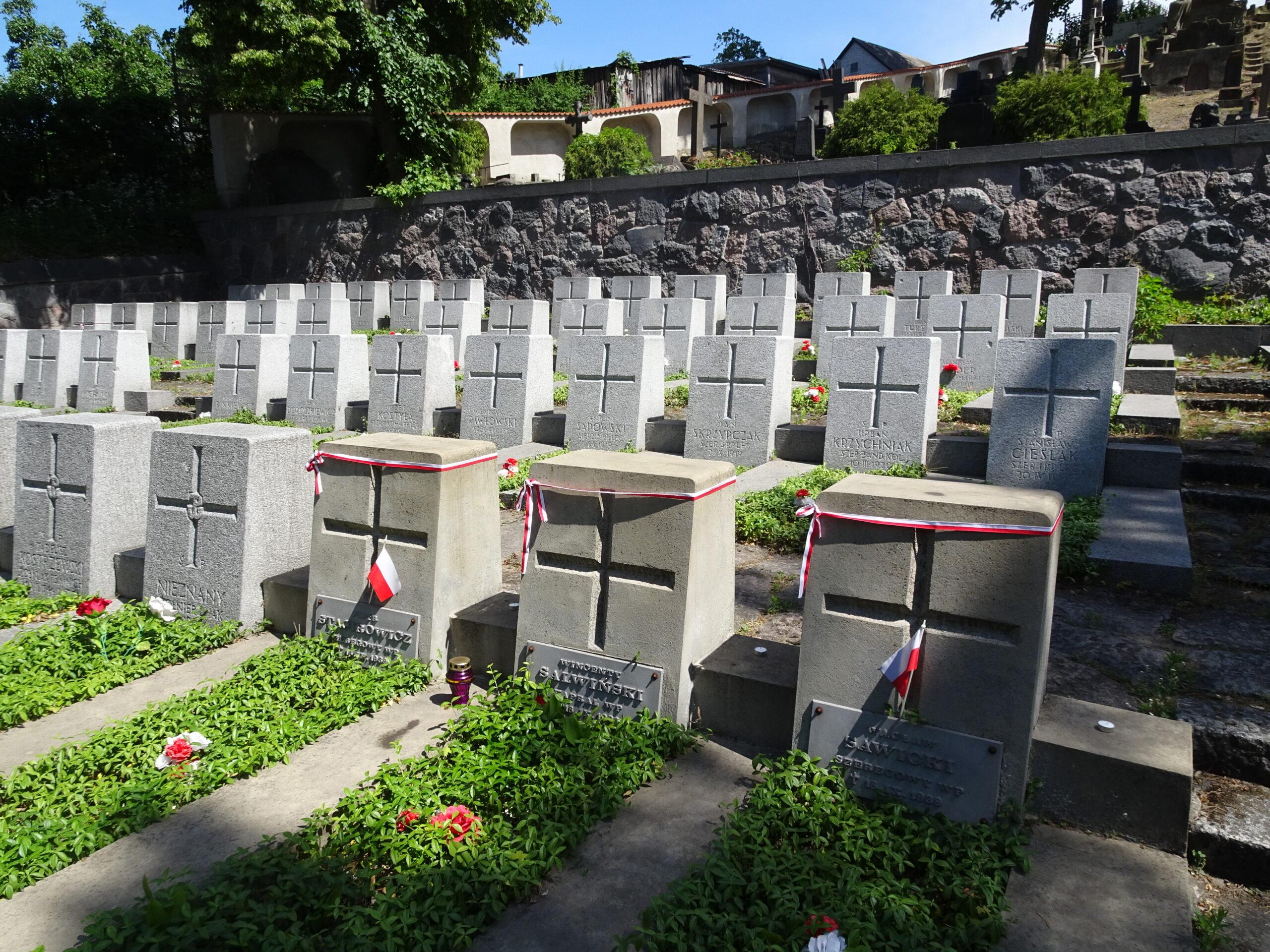 Podróże z duszą: 76 rocznica wybuchu powstania wileńskiego 7 lipiec 2020 rok