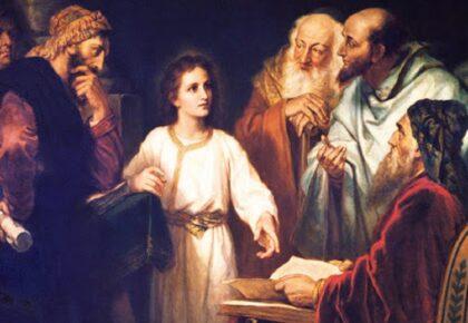 Wprowadzenie do medytacji 18.09.2020 r. Łk 2, 41-52
