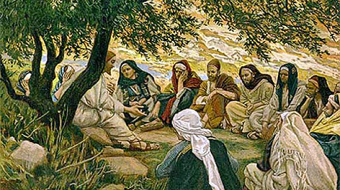 Wprowadzenie do medytacji 16.10.2020 r. Łk 12, 1-7