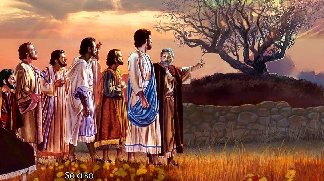 Wprowadzenie do medytacji 27.11.2020 r. Łk 21, 29-33