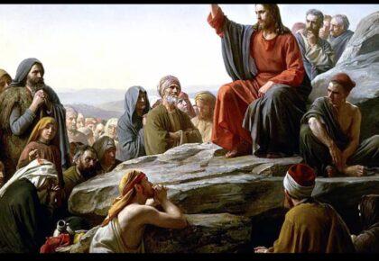 Wprowadzenie do medytacji 10.09.2021 r. Łk 6, 39-42