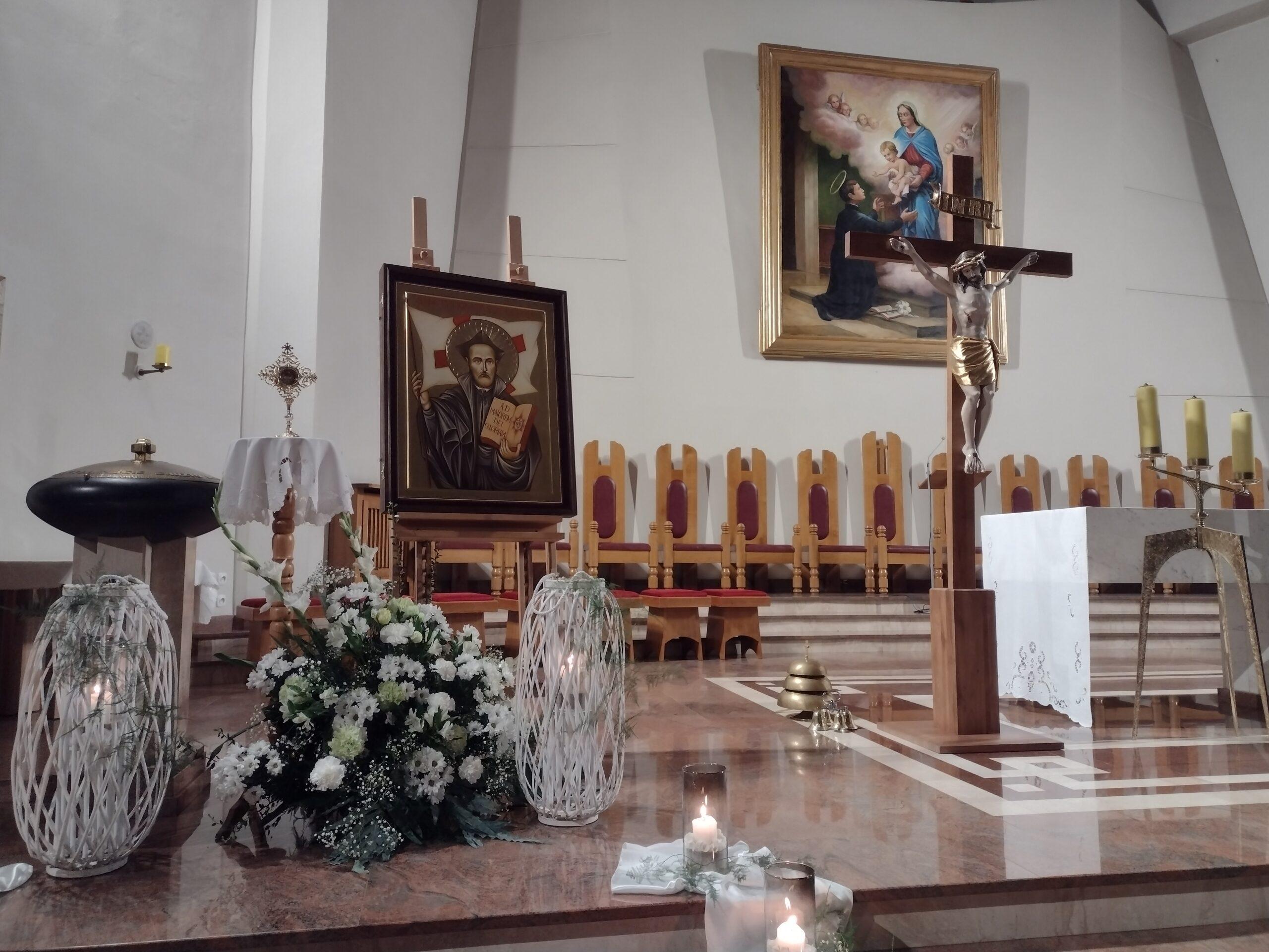 Święty Ignacy odwiedził Gdynię