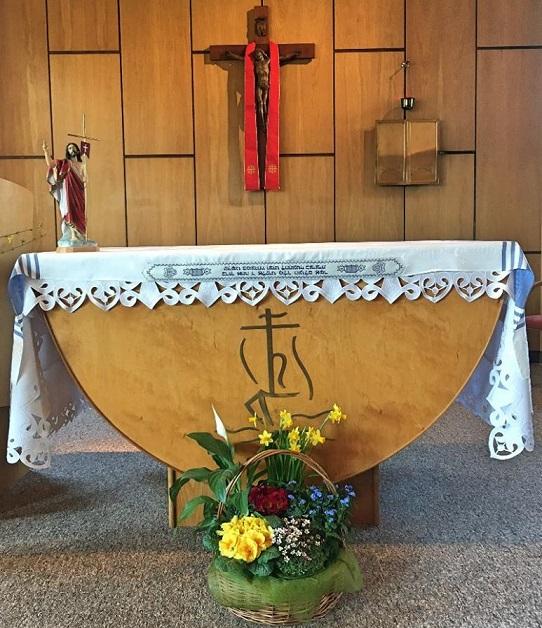 Eucharystia na zakończenie Rekolekcji Internetowych 2020