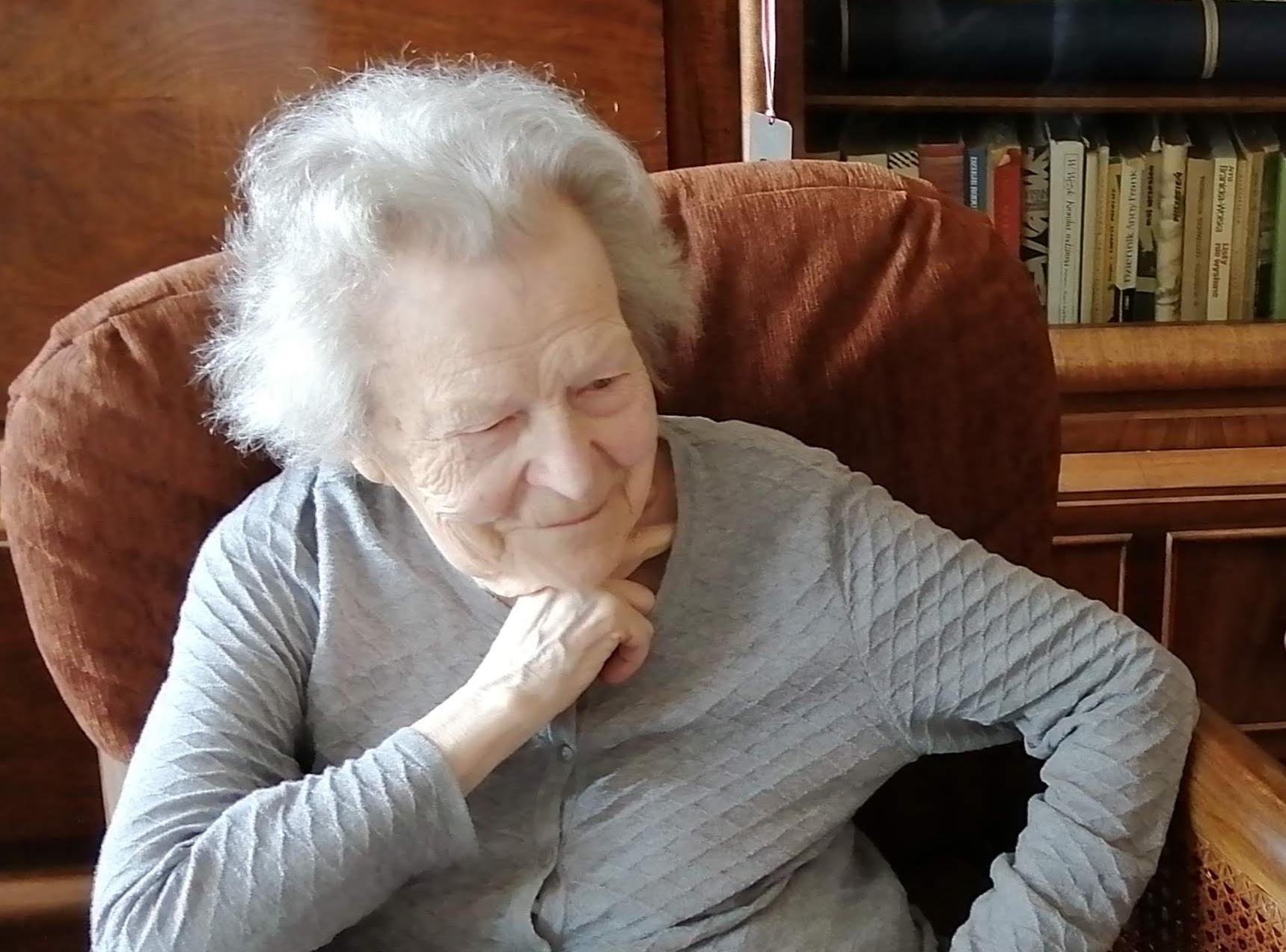 95 urodziny Reni